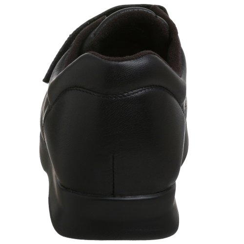 Scarpa Da Donna Womens Paradise Ii Velco Slip-on Black Vitello