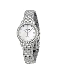Longines Les Grandes Classique Mother of Pearl Dial Stainless Steel Ladies Watch L42740876