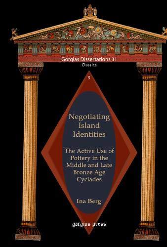Negotiating Island Identities (Gorgias Dissertations; Classics)