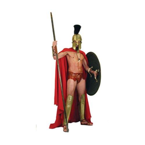 Museu (300 Spartan Warrior Costume)