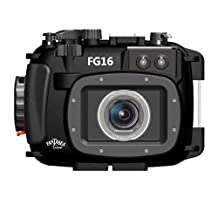 Fantasea Line 1391 Underwater Camera Housing for Canon G16 Digital Camera