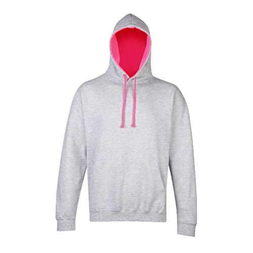 À Ltd Pink Heather Homme Capuche Absab Grey shirt Sweat Electric 1taFg7qw