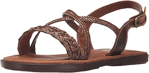 Sbicca Women's Nadiya Brown Sandal 7 M