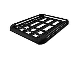 50 black aluminum roof rack basket car top for 30 ronald terrace springfield nj