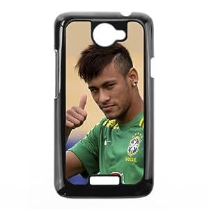 Life margin Neymar da Silva Santos J¨²nior phone Case For HTC One X G99KH2155