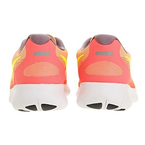 Women's PUNCH Shoes Rn GLOW Nike 2017 Free Running HOT VOLT SUNSET 7wqxdB6