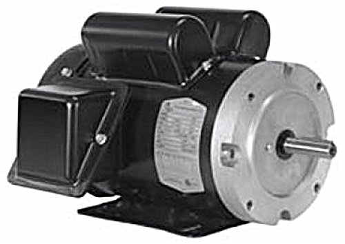 1HP 3600RPM 56CFR 1PH TEFC North American (F56C1S2C) Electric Motor