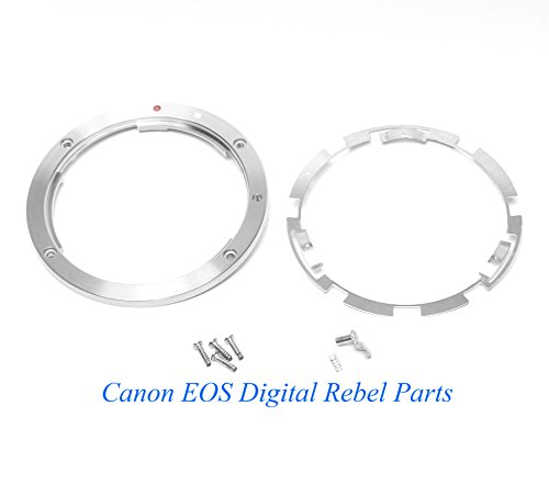 - Genuine Canon EOS 20D Lens Mounting Plate - Replacement Parts