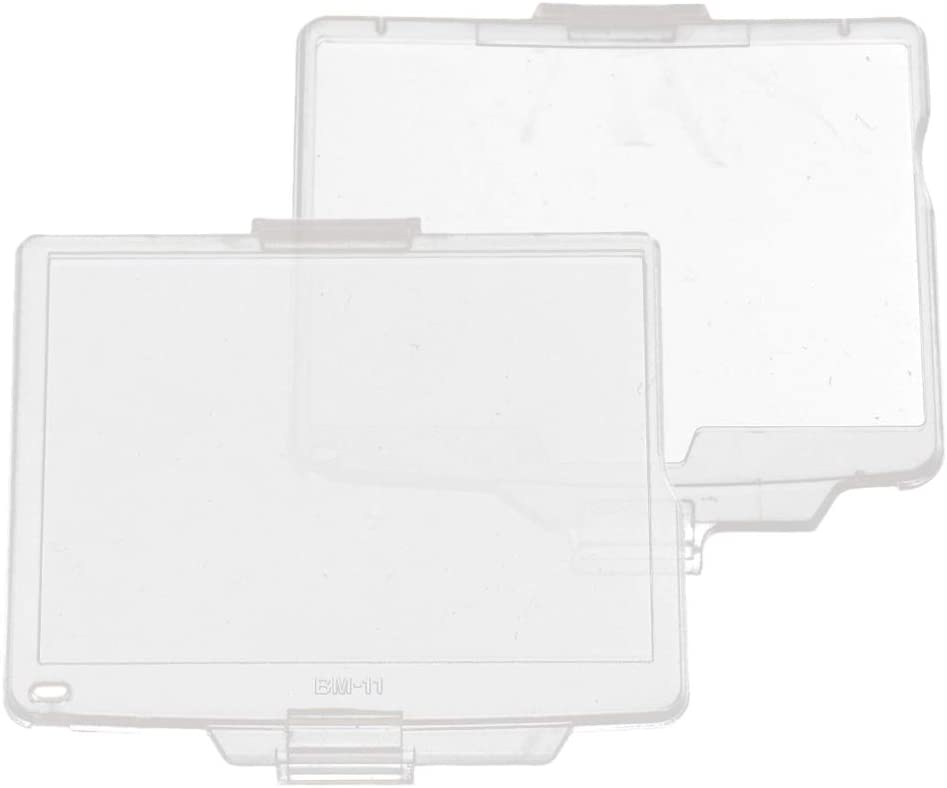 Envío Gratis pantalla LCD Monitor BM-9 Duro Funda Protector Para Nikon D700