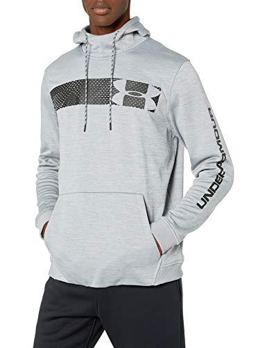 Under Armour Armour Fleece Pullover Hoodie bar Logo