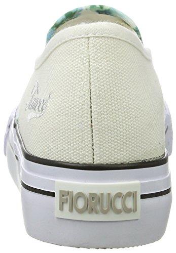 Fepa003 Fiorucci Bianco Donna Sneaker Bianco Bianco 6xwOq0dOY