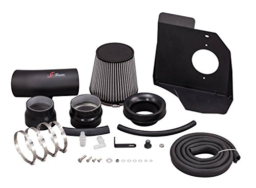 S&T Racing Air Intake System Kit 11-17 For Dodge Challenger Charge SRT R/T SRT8 6.4L 6.4 V8