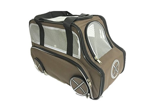 Yyy Car Designed Portable Soft Sided Pet Carrier  With Mesh Windows And Padding  For Small Animals