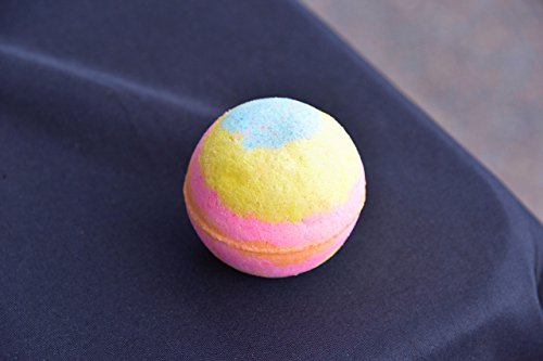 Fruit Loops Scented Bath Bomb - Rainbow Kid Bathtime
