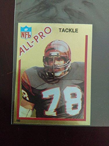 (Anthony Munoz - 1982 Topps Football Card