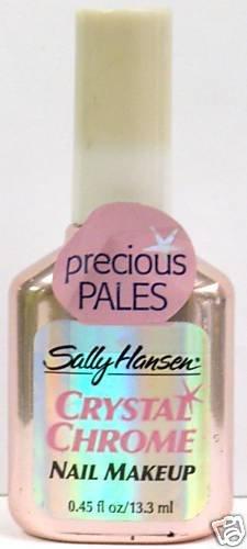 Sally Hansen Chrome Nail Polish - Pink Crystal # 60