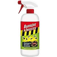 BARRIÈRE A Insectes Répulsifs Insectes Rampants, Volants, Acariens - Prêt à l'emploi