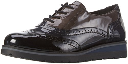 stromboli schwarz navy Remonte R1901 14 Femme Multicolore Oxfords xqqYOFT
