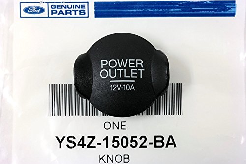 Ford Mustang Focus Escape Expedition Power Outlet Socket Plug Cover OEM NEW (Best Gt Lighters)