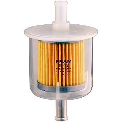 FRAM G12 in-Line Fuel Filter: Automotive