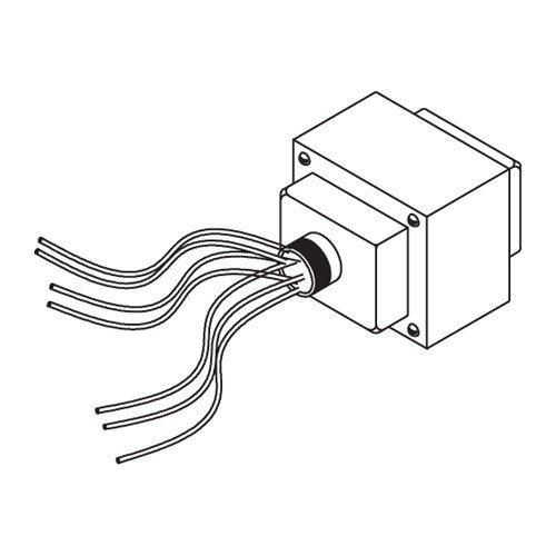 Elco Lighting ETR-277 277V to 120V 300VA Magnetic Transformer