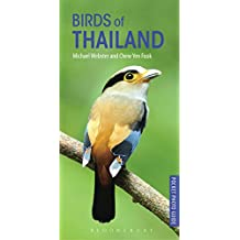 Birds of Thailand (Pocket Photo Guides)
