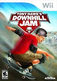 Tony Hawk's Downhill Jam - Nintendo Wii by Activision
