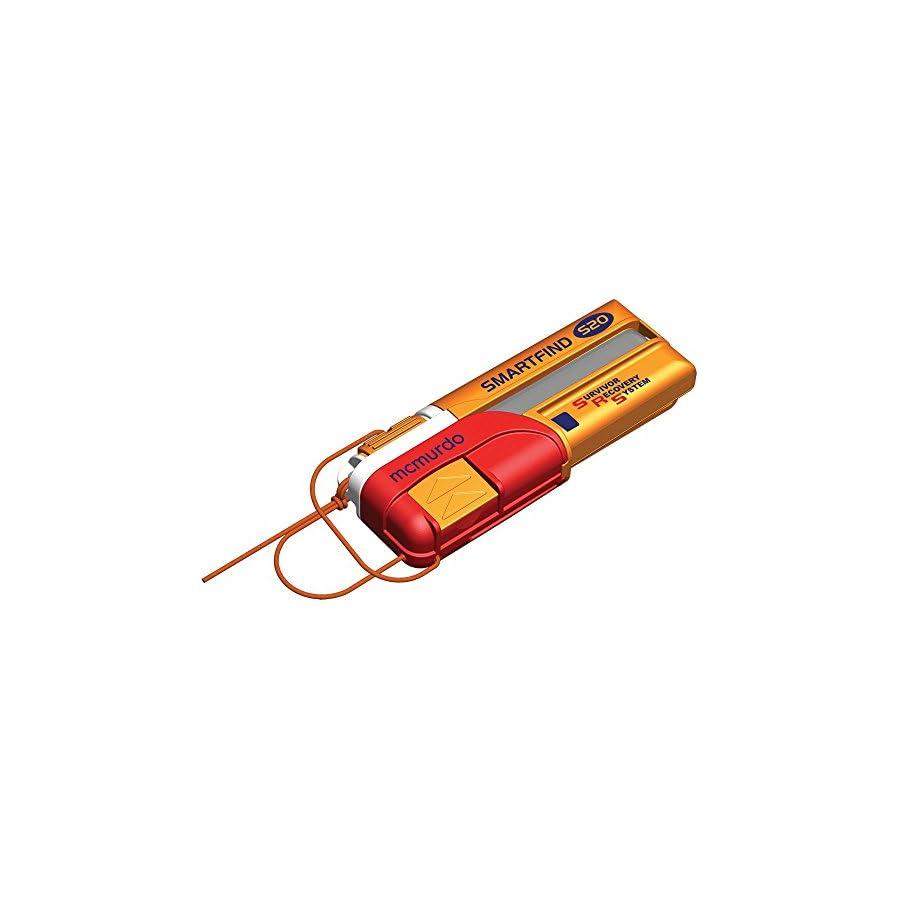 McMurdo 98 001 002A Mob Beacon SmartFind S20 AIS Alarm