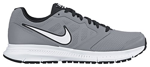 Nike Negro black de Homme Stealth Course Blanco Gris Downshifter black 6 White Chaussures gqC8grw