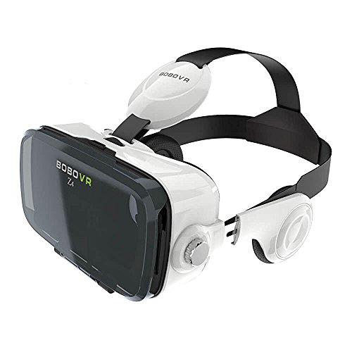 Xiaozhai BOBOVR Z4 Virtual Reality Headset 3D Glasses Box with Adjustable Focal Distance and Headphone for Smartphones