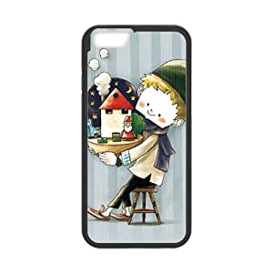 LJF phone case Christmas handsome boy Phone Case for Iphone 6