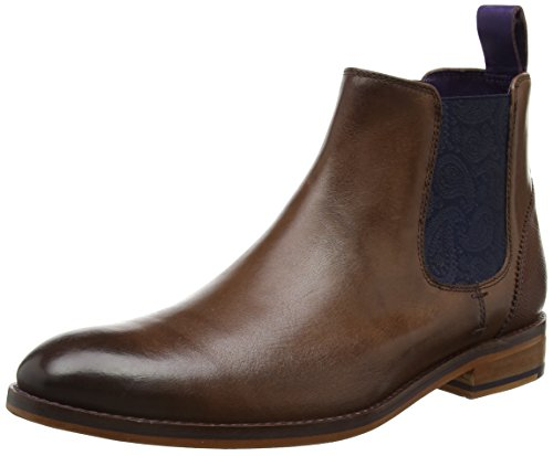 Ted Baker Camroon 4, Stivali Chelsea Uomo Marrone (Brown)