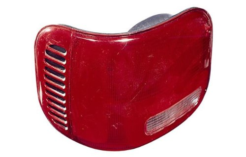 1994-2003 Dodge Full Size Ram Van 1500 2500 3500 Taillight Taillamp Rear Brake Tail Light Lamp Set Pair Right Passenger AND Left Driver Side (1994 94 1995 95 1996 96 -