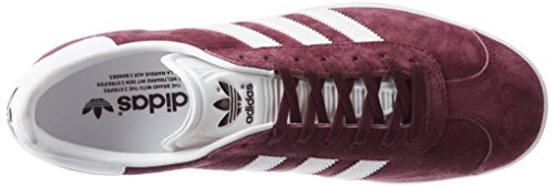 Fitness Granat Shoes Boys' Ftwbla Dormet Red adidas Gazelle pXnEZxz