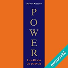 Power : Les 48 lois du pouvoir Audiobook by Robert Greene Narrated by Laurent Jacquet