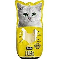 Kit-Cat Fillet Fresh Chicken & Fiber Hairball 30g