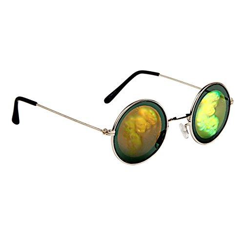 Skeleton Skull Hologram Poker Glasses Su - 8124 Sunglasses Shopping Results