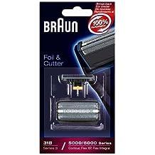 Braun razor Replacement Foil & Cutter Cassette 5414 5610 5612 360 380 5877 5775 5770 31B shaving heads