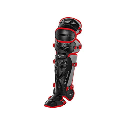 Mizuno Samurai Adult Baseball Shin Guards 16.5