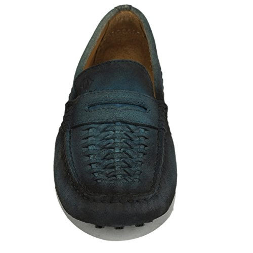 Premium Azul Hombre para Mocasines Amati Scottwilliams Marino zgWP1H1n