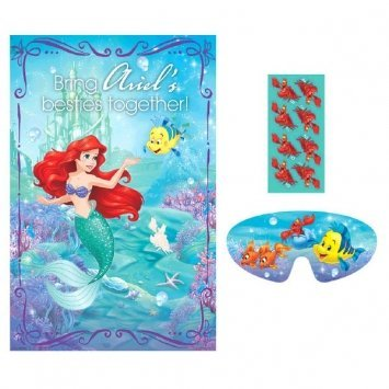 Party Game | Disney Ariel Dream Big Collection | Party Accessory]()