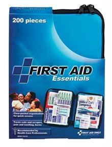 200 Piece Softbag First Aid Kit by First Aid Only