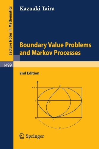 Boundary Value Problems and Markov Processes (Lecture Notes in Mathematics)