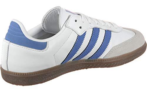 Ftwbla Homme Balcri de 000 OG Azretr Chaussures Fitness adidas Samba Blanc wqRTT0ax