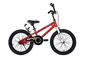 RoyalBaby BMX Bike, Freestyle Kid's Bike, 12-14-16-18 inch wheels, six colors available Bike