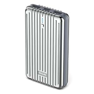 Zendure A5 Portable Charger 16750mAh – Ultra-durable External Battery Power Bank forPhone, iPad, Samsung and More, PC Advisor Winner 2014-2017 – Silver