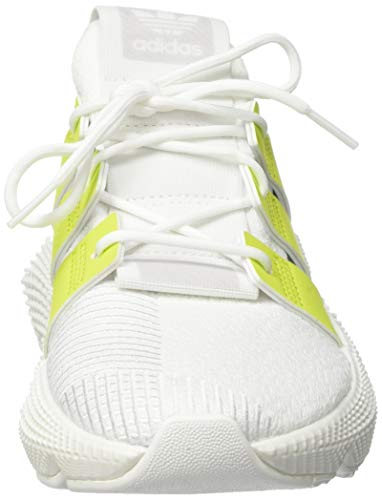 Yellow Prophere White semi Scarpe Ftwr ftwr Da White Adidas crystal Solar Donna Ginnastica Bianco White W w1qP4fT