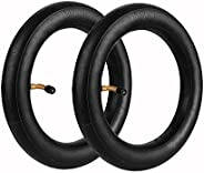 """StaiBC 200x50 (8""""x 2"""") Inner Tube for Electric Scooter Heavy Duty 8 inch Butyl Bike Tube for The Sco"""