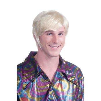 Forum Novelties 70s Guy Blonde Wig