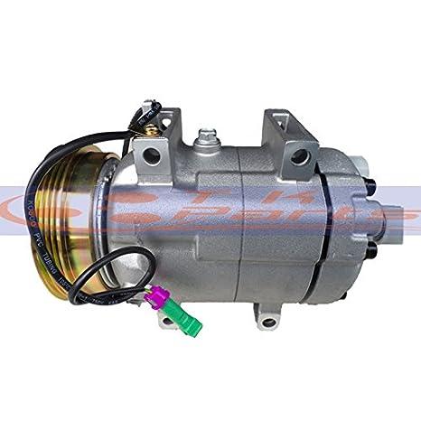 tkparts nuevo a/c compresor 8d0260805d para com para Audi A4 1.6 1.8 1.9: Amazon.es: Coche y moto